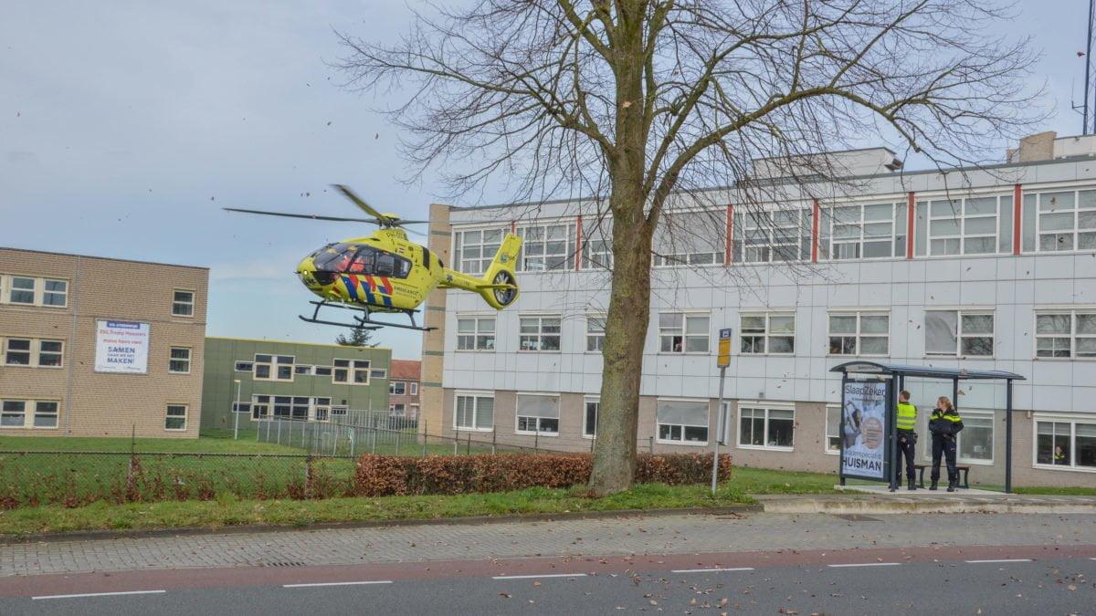 5-jarig meisje in ziekenhuis overleden na incident in Steenwijk