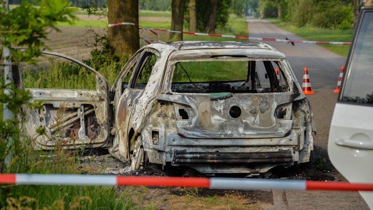 Roofoverval met autobrand blijkt verzonnen verhaal; man in schulden
