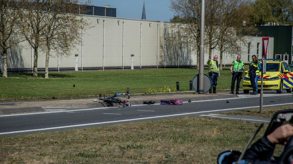 Fietsster overleden bij ongeval op Blokzijlseweg in Steenwijk (Update)