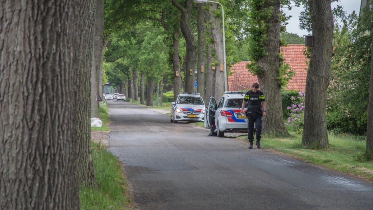Arrestatieteam ingezet bij inval drugslab in Willemsoord