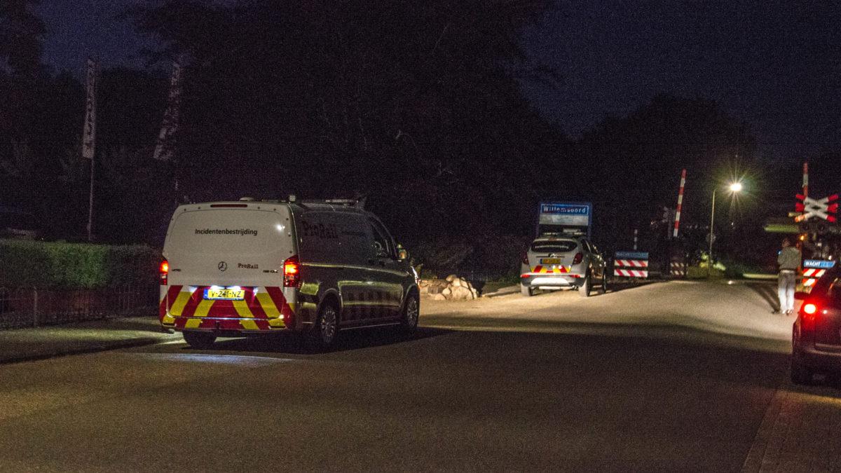 Treinverkeer tussen Steenwijk en Wolvega korte tijd gestremd na aanrijding met ree