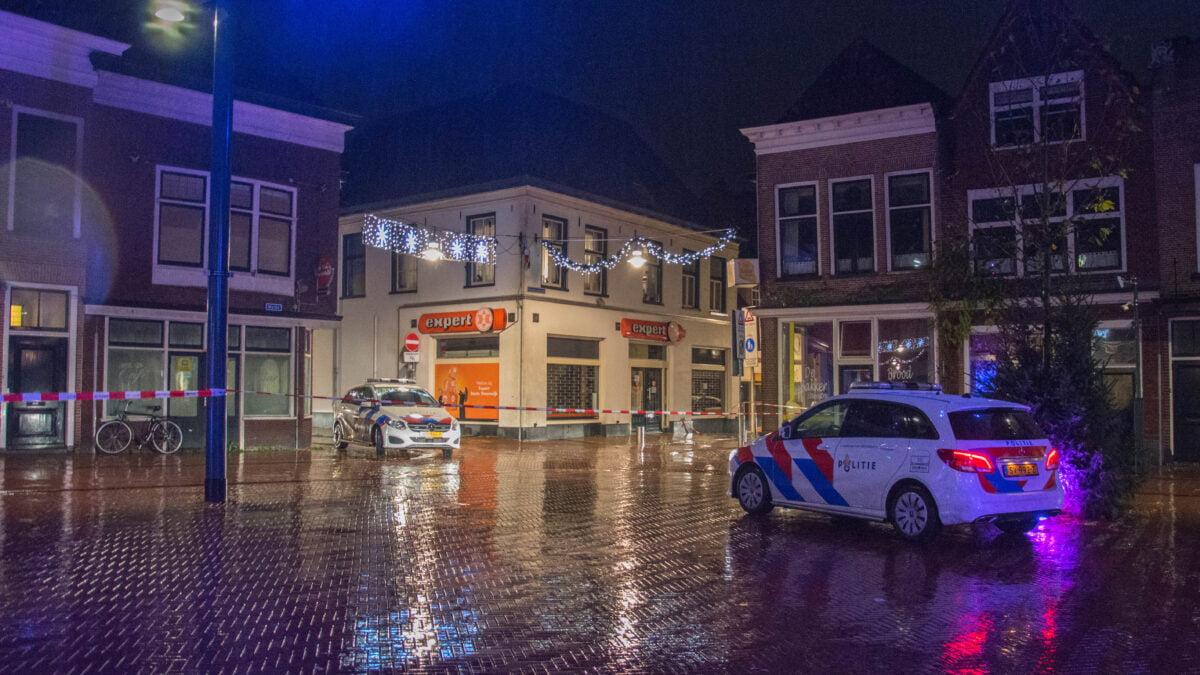 Gewonde bij geweldsincident in Steenwijk