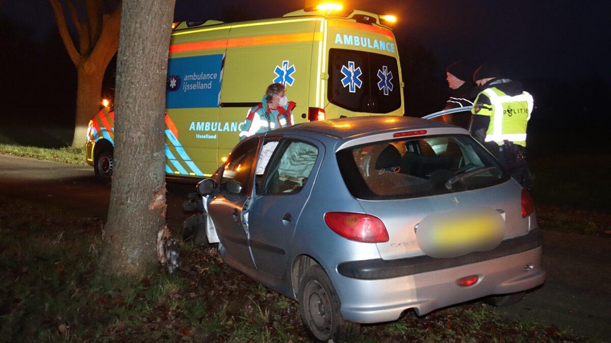 Bestuurder gewond bij eenzijdig verkeersongeval in De Pol