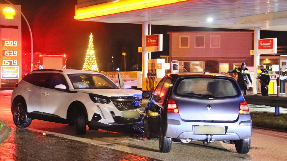 Gewonde bij ongeval op de Van Helomaweg (N353) in Havelte
