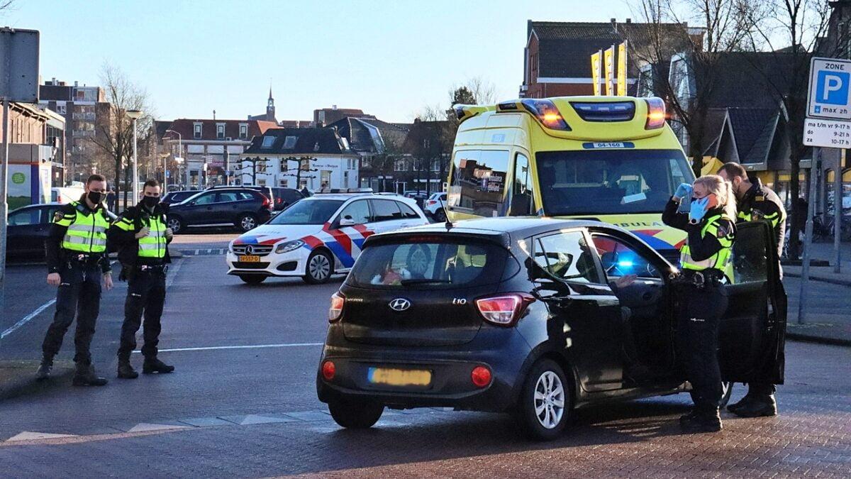 Fietser ernstig gewond bij aanrijding op de Steenwijkerdiep in Steenwijk
