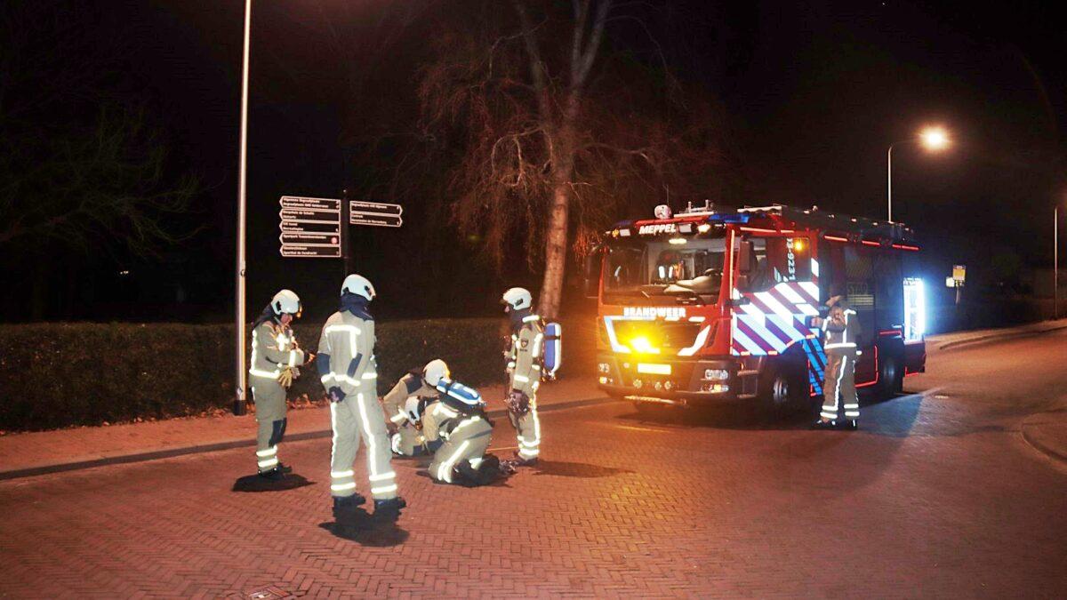 Melding stankoverlast aan de Julianastraat in Nijeveen