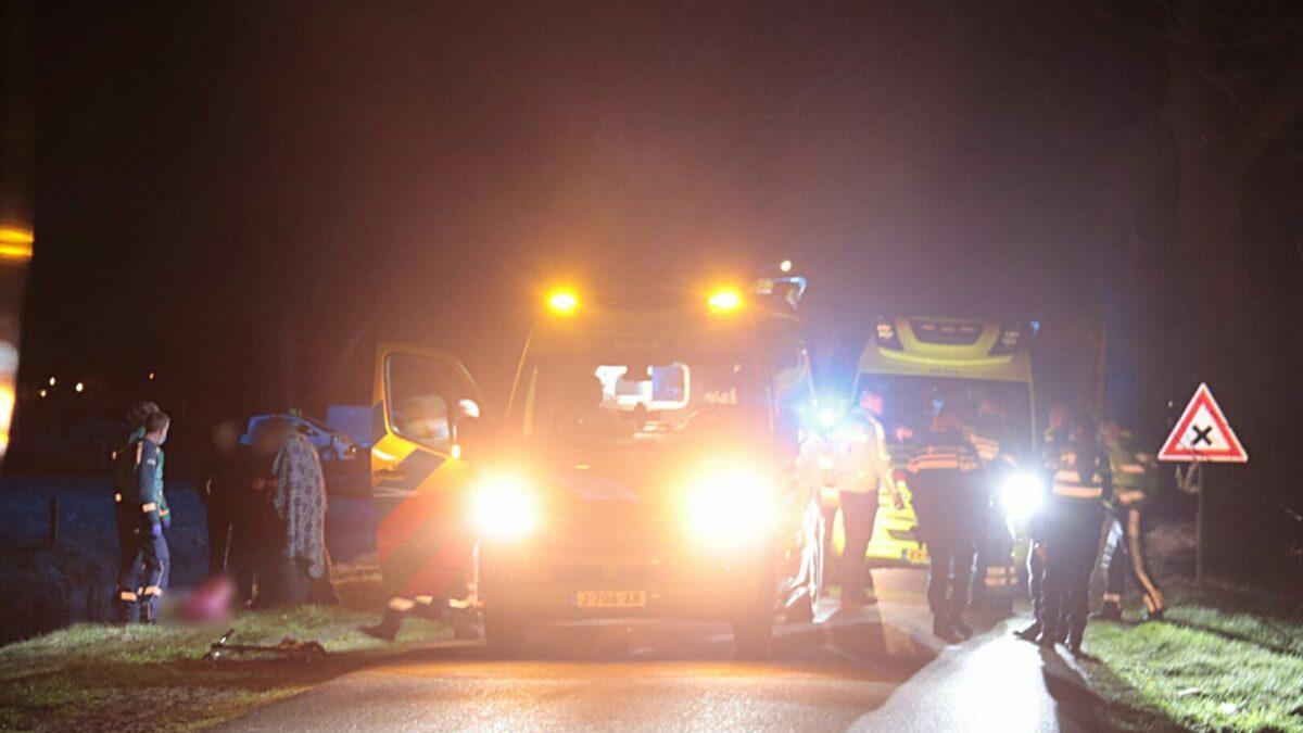 Kind (6) om het leven gekomen bij ongeval in Staphorst