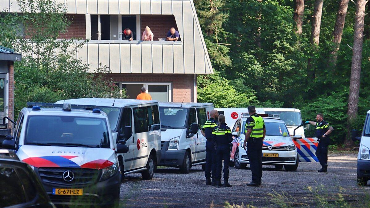 Vrouw aangehouden bij geweldsincident aan de Bosweg in Diever