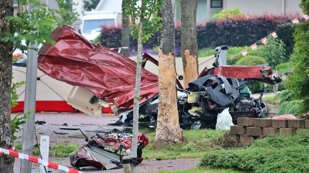 Tragisch verkeersongeval op de Schaarweg in Sint Jansklooster