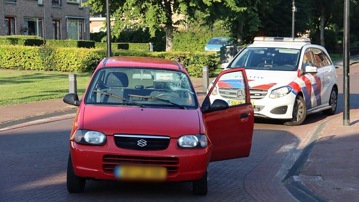 Fietsster gewond bij aanrijding met auto in Steenwijkerwold